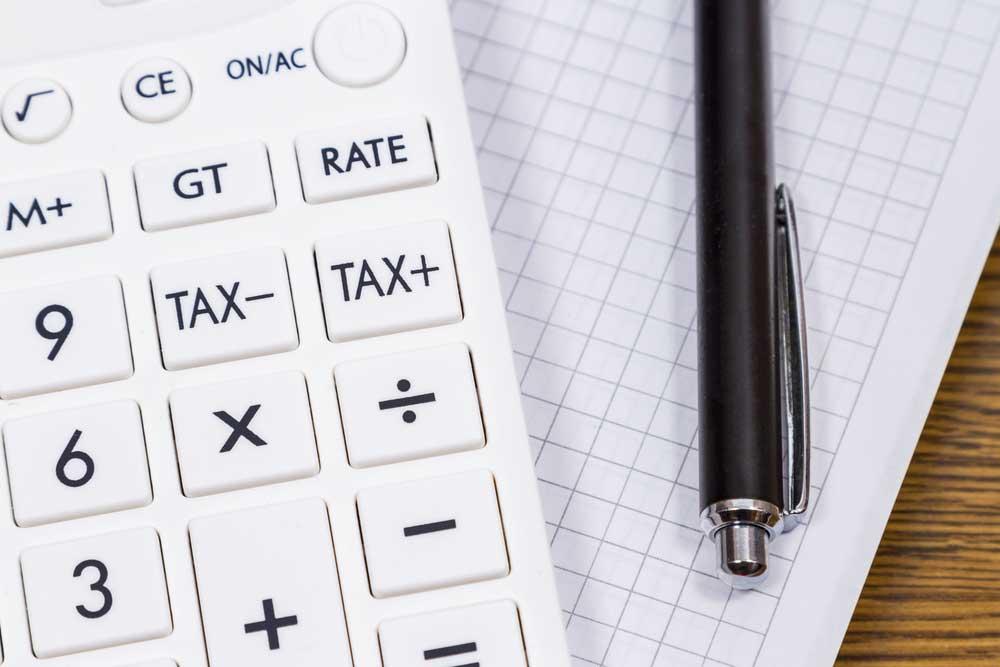 譲渡所得税 計算
